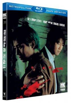 Sympathy for Mister Vengeance Blu Ray