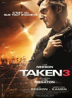 Taken - Intégrale Blu Ray