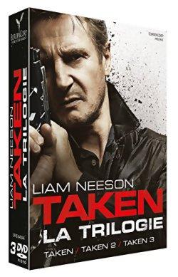 Taken - Intégrale DVD