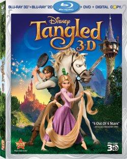 Tangled - Blu-ray 3D