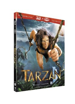 Tarzan - Blu Ray 3D