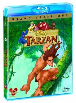 Tarzan Blu Ray