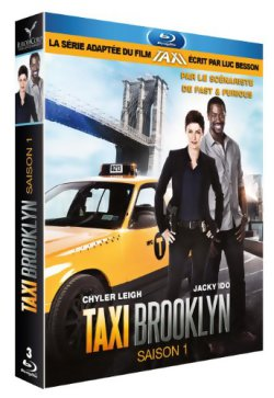 Taxi Brooklyn saison 1 - Blu Ray