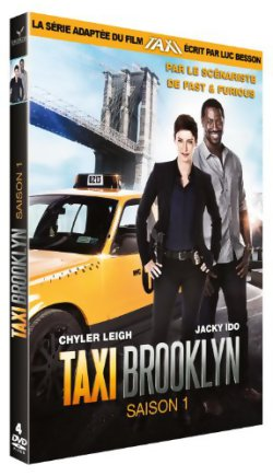 Taxi Brooklyn saison 1 - DVD