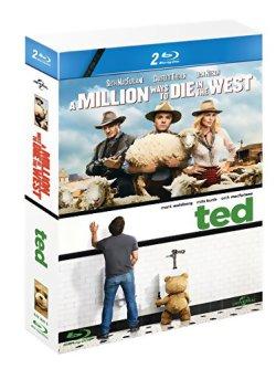 Ted + Albert à l'Ouest - Blu Ray