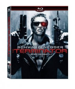 Terminator - Edition limitée Blu Ray