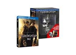 Terminator Genesys - Blu-ray 3D Collector