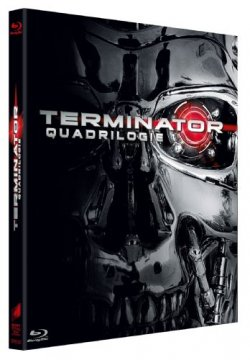 Terminator, l'intégrale Blu Ray