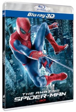 The Amazing Spider-Man - Blu-Ray 3D