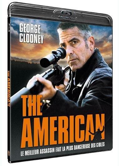 Blu-ray Blu-ray The American