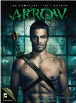 The Arrow - L'intégrale de la saison 1 [Blu-ray]