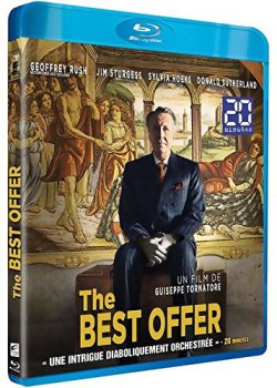 The Best Offer - Blu Ray