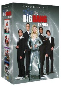 The Big Bang Theory Saisons 1-4