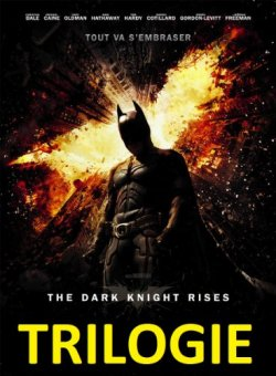 Batman : la trilogie Christopher Nolan - DVD