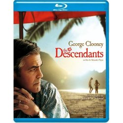 The Descendants  Combo Blu ray + DVD