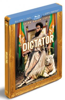 The Dictator  Combo DVD & Blu-ray Boîtier métal