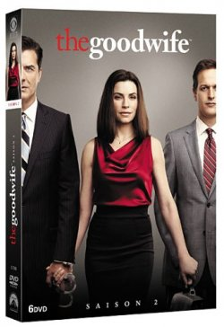 The Good Wife Saison 2 - coffret 6 DVD