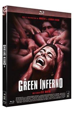 The Green Inferno - Blu Ray