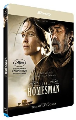 The Homesman - Blu Ray