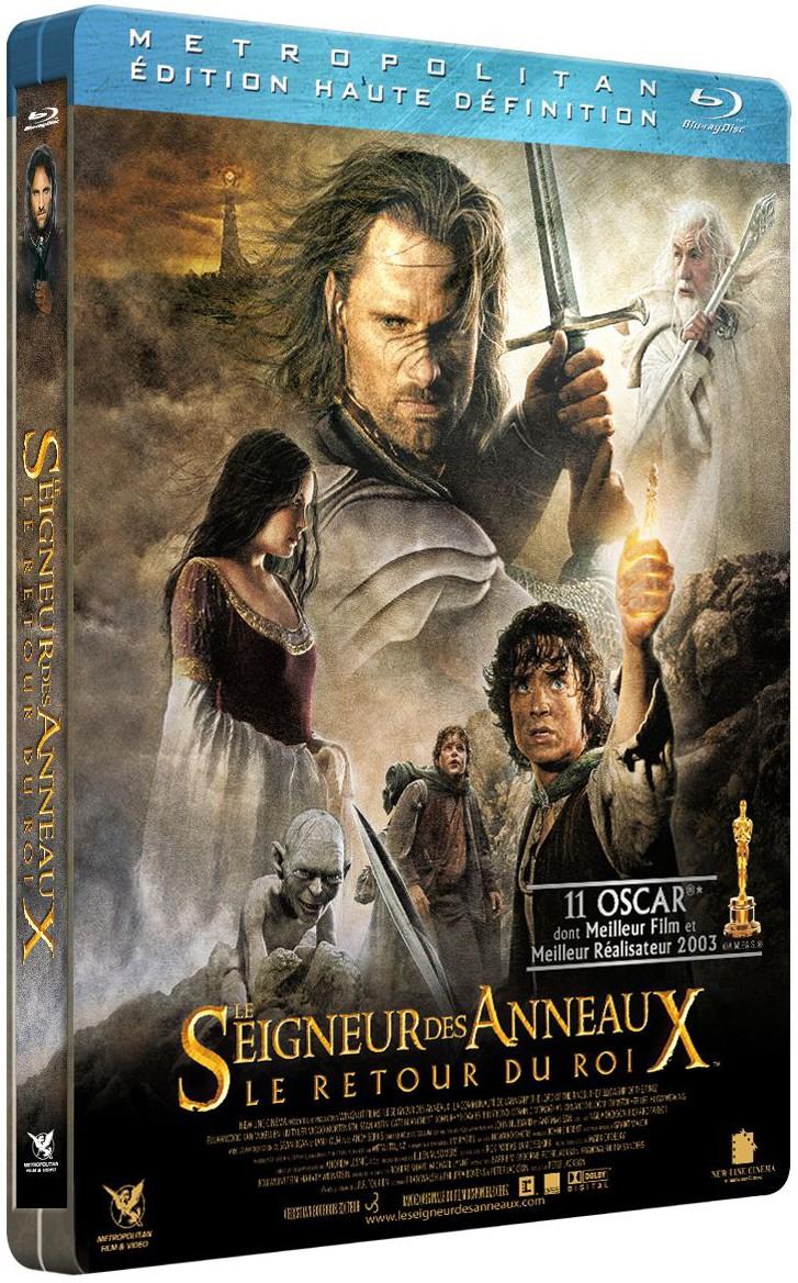 mode designer coupe classique homme Tout sur les Blu-ray de la trilogie Le Seigneur des Anneaux ...