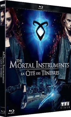 The Mortal Instruments : La Cité des ténèbres - Blu Ray
