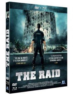 The Raid - Blu Ray