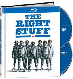 The Right Stuff - Blu Ray Import