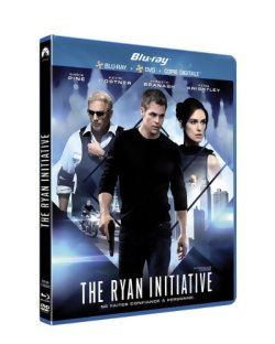 The Ryan Initiative - Blu Ray