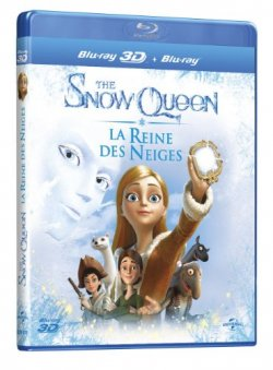 The Snow Queen - Blu Ray 3D