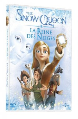 The Snow Queen - DVD