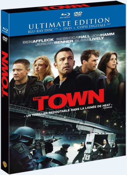 Test du Blu-Ray Test du Blu-Ray The Town