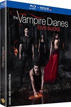 The Vampire Diaries Saison 5 - Blu Ray