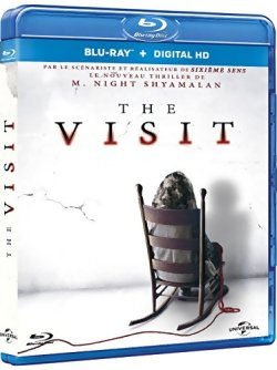 The Visit - Blu Ray