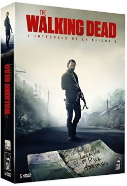 The Walking Dead Saison 5 - DVD