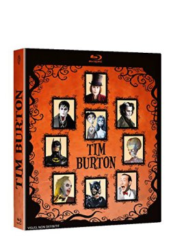 Tim Burton - Coffret 9 films Blu Ray