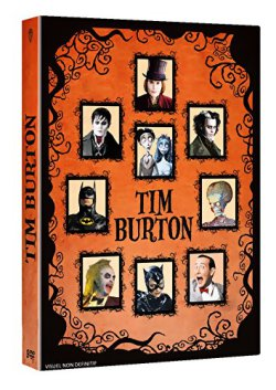 Tim Burton - Coffret 9 films DVD