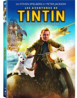 Tintin  DVD (2012)