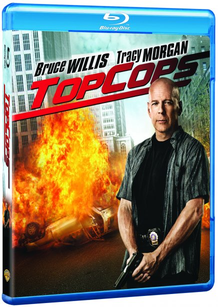 Test du Blu-Ray Test du Blu-Ray Top Cops de Kevin Smith avec Bruce Willis de Kevin Smith avec Bruce Willis