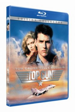 Top Gun - Blu Ray 3D