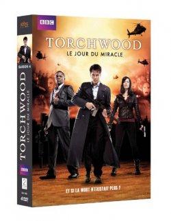 Torchwood - Saison 4 DVD