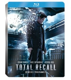 Total Recall - Blu Ray Collector