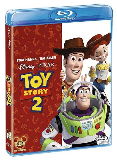 Tous les Blu Ray des films Pixar