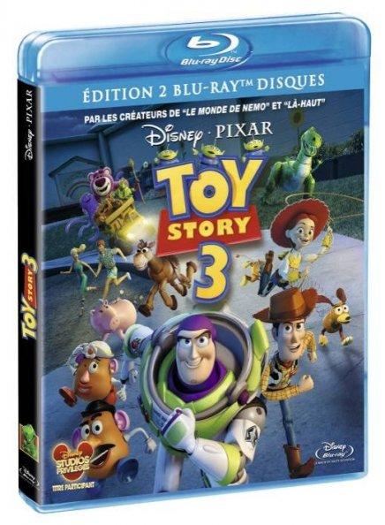 Test du Blu-Ray Test du Blu-Ray Toy Story 3