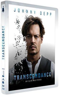 Transcendance - Blu Ray 3D