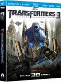Transformers 3 Combo Blu Ray 3D