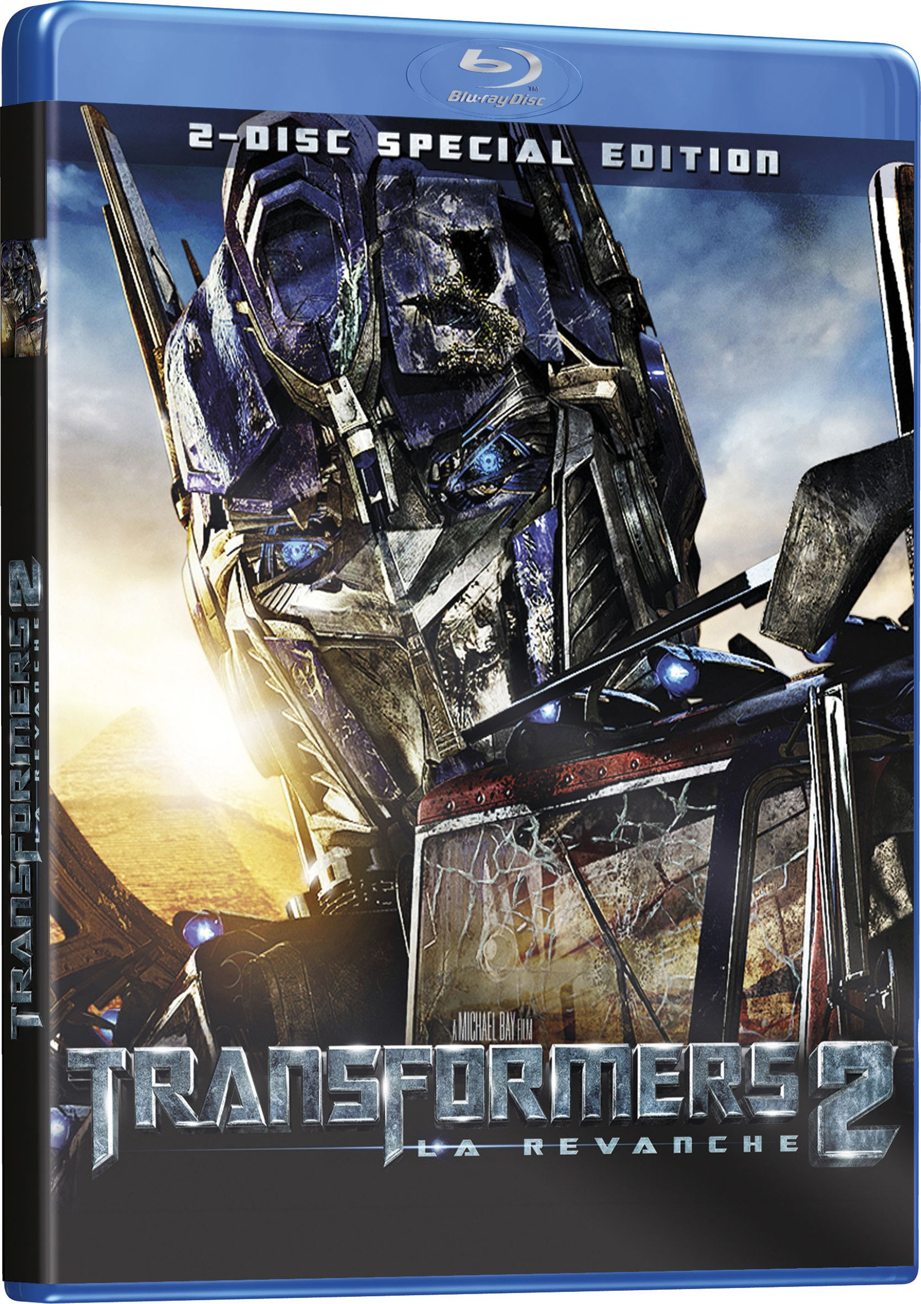 2La Transformers En Revanche Dvdamp; Blu Ray I6b7gyYfv