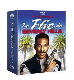 Trilogie Le Flic de Beverly Hills - Blu Ray