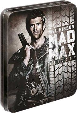 Trilogie Mad Max - Blu Ray Steelbook