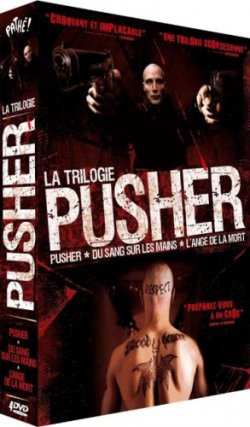 Trilogie Pusher - Coffret 4 DVD