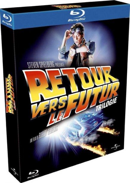 Test du Blu-ray Test du Blu-ray Retour vers le futur